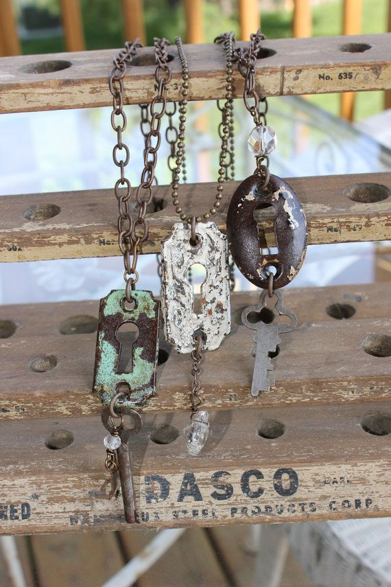 Rustic Junk Recycled