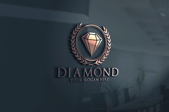 Check out Diamond Logo by samedia on Creative Market