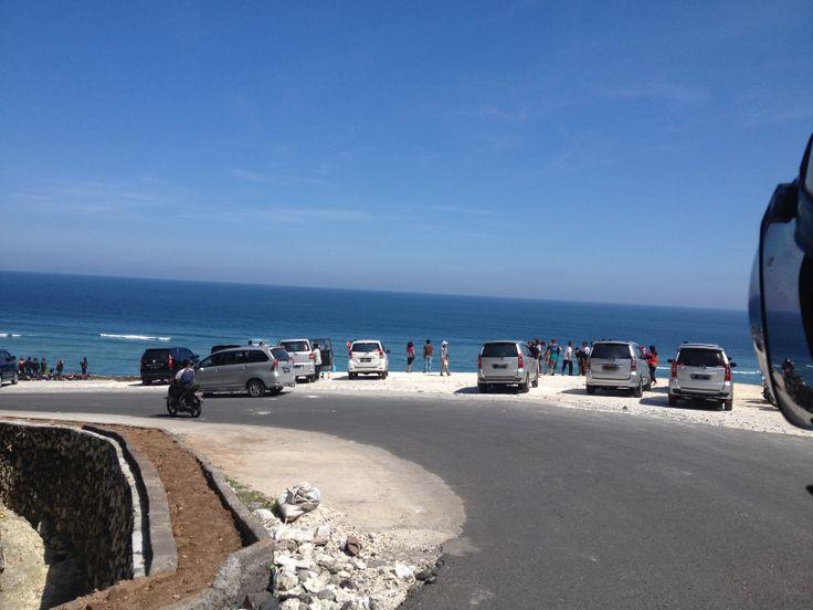 Pandawa beach in Denpasar, Bali