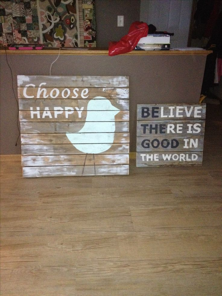 Cool wood Project using repurposed wood!