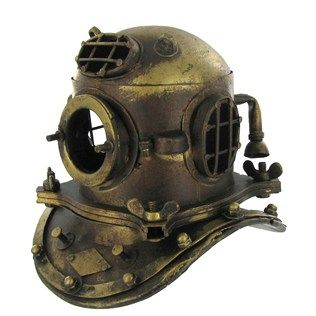 """Diver's Helmet 
