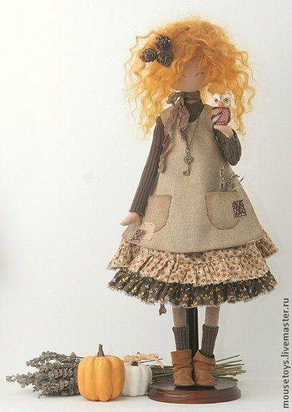 """Коллекционные куклы ручной работы. Ярмарка Мастеров - ручная работа Кацуми """"Будь моей ведьмой"""". Handmade."""