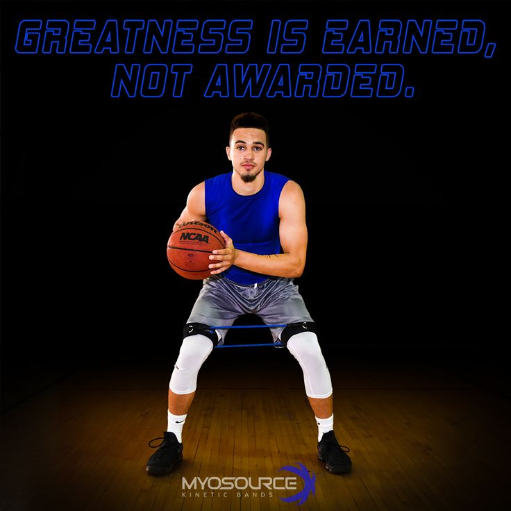 Want it? Earn it. Use the Kinetic Bands during basketball training and conditioning. Use coupon code PINIT15 for 15% off basketball training equipment to help you reach your goals!