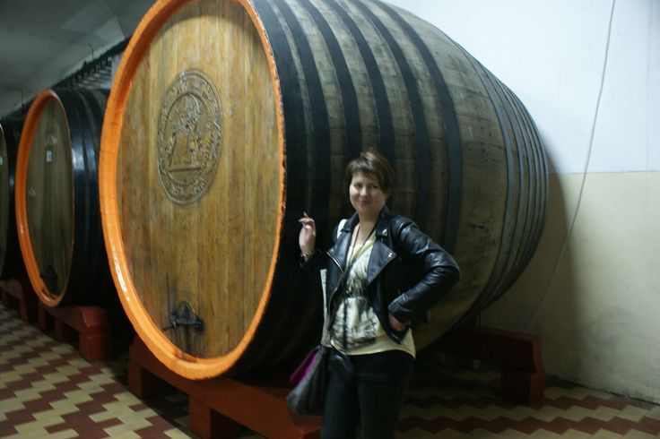 At Vinyard Murfatlar #Romania - perfect wine Zestra ;)