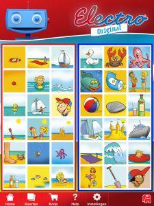 Electro voor iPad Wat leert mijn kind van deze educatieve app: Rekenen: meetkunde Aanzicht Vormen Rekenen: ordenen Klein en groot Doelgroep 4 jaar en ouder