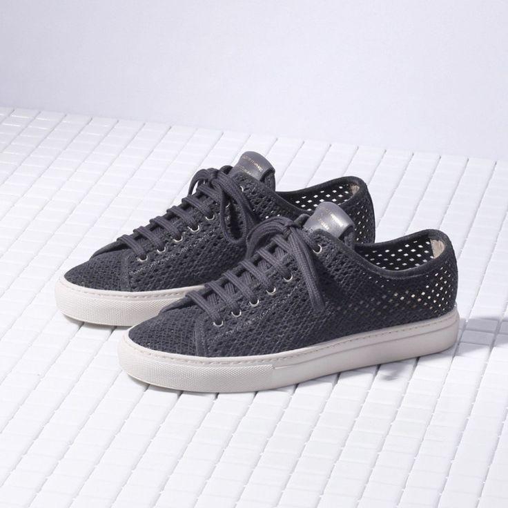 Zespa Sneaker ZSP9 grey women