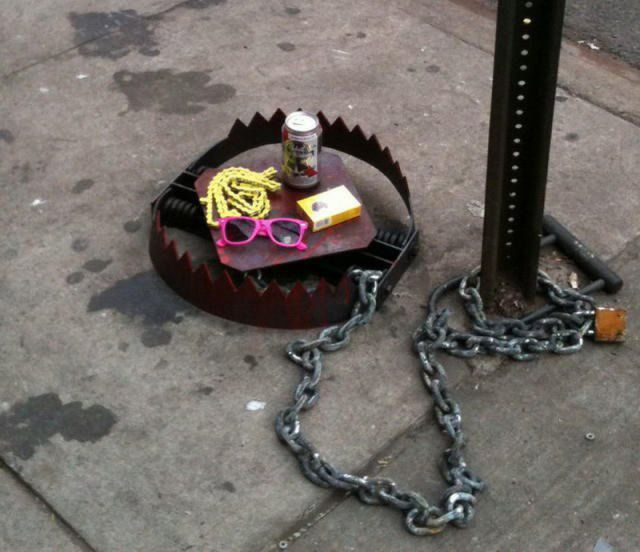 Hipster Trap.: Laugh, New York Cities, Street Art Utopia, Hipster Trap, Funny, Hipstertrap, Humor, Things, Streetart