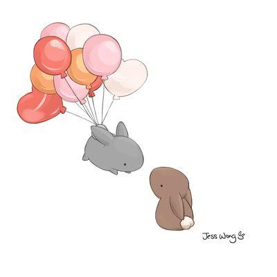 Valentine | Jess Wong. #illustration