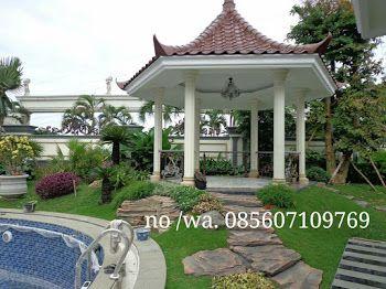 Tukang taman gresek, kolam, tebing, carport, gasebo, ornamen, waterwall, taman vertikal garden gresik ,dll lanscape banjarmasin  Tukan...