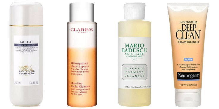 9 Best Face Washes - Editor's Favorite Facial Cleanser and Face Wash Products