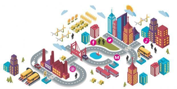 Smartcities : une vie quotidienne plus simple et plus intelligente