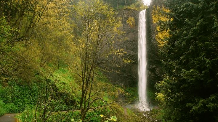 nature perfection scenery pretty places pinterest waterfalls