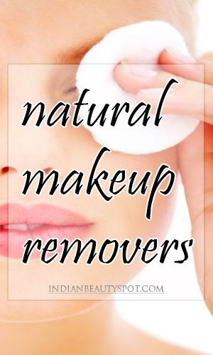 7 Best Natural Makeup removers you can find in your kitchen