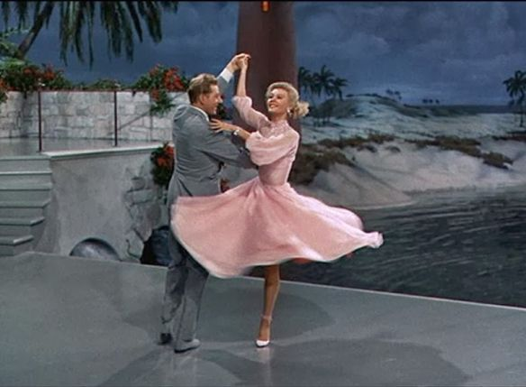 """Vera Ellen in White Christmas """"The Best Things Happen While You're Dancing"""""""