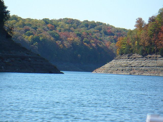 Lake Cumberland Kentucky