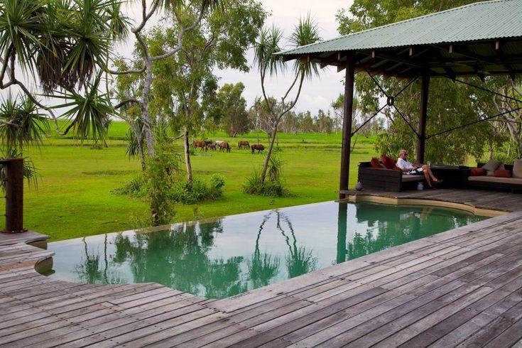 Swimming Pool - Bamurru Plains, Australia