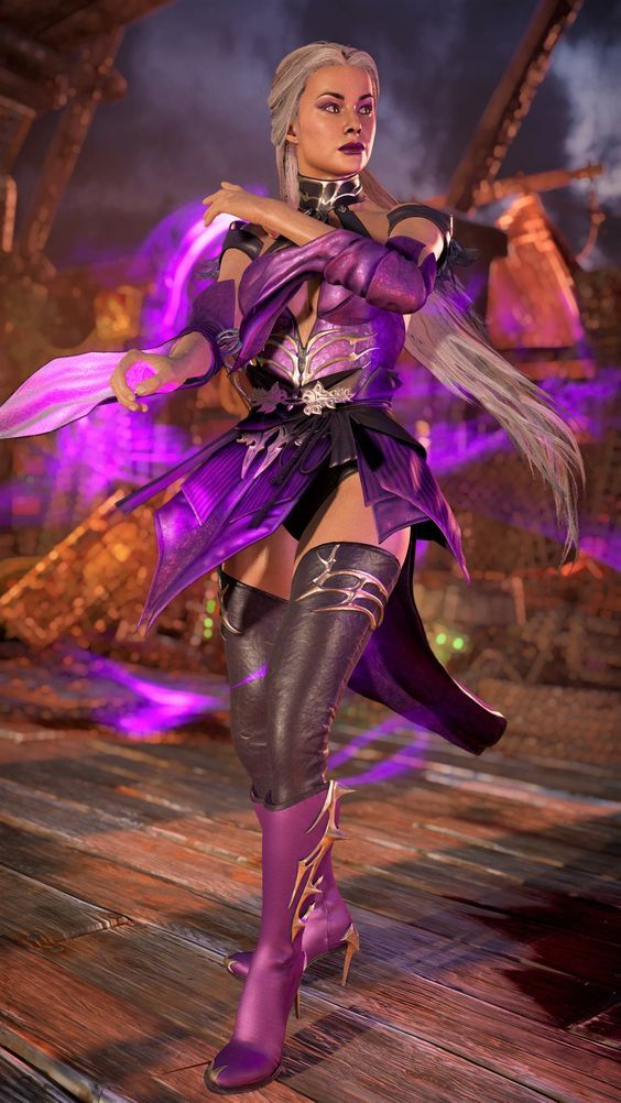 Mortal Kombat Female Characters Have Better Costumes in XI