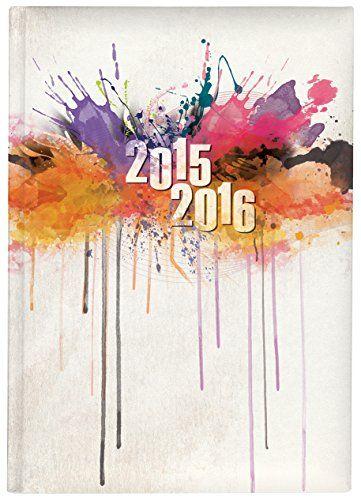 Pierre Belvedere 2015-2016 Drips Weekly Academic Planner, Bright Pink (7707460) #Pierre #Belvedere #Drips #Weekly #Academic #Planner, #Bright #Pink
