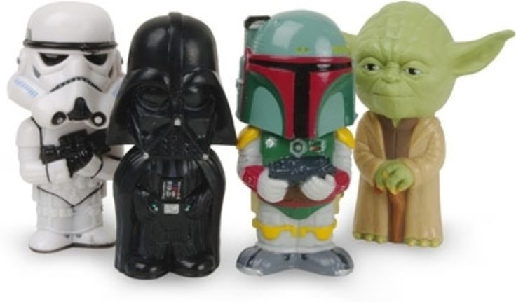 17. Star Wars #Flash Drives - a Cute and #Funny Gift for Your Man - 45 Best Gifts for Men - Your #Ultimate Guide to Top #Gifts for Him ... → #Lifestyle [ more at http://lifestyle.allwomenstalk.com ]  #Guys #Gift #Beer #Hunt #Vuitton
