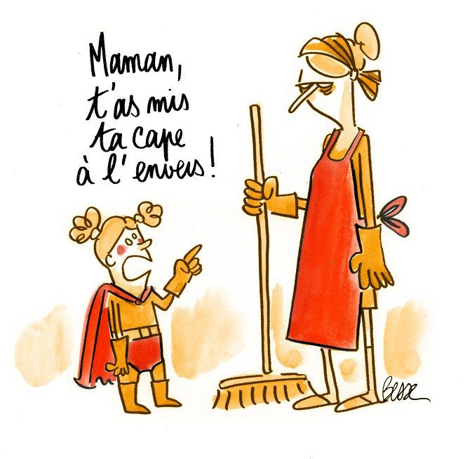 Le Féminisme, vu et déssiné par Camille Besse http://www.15heures.com/photos/LGLa #LOL
