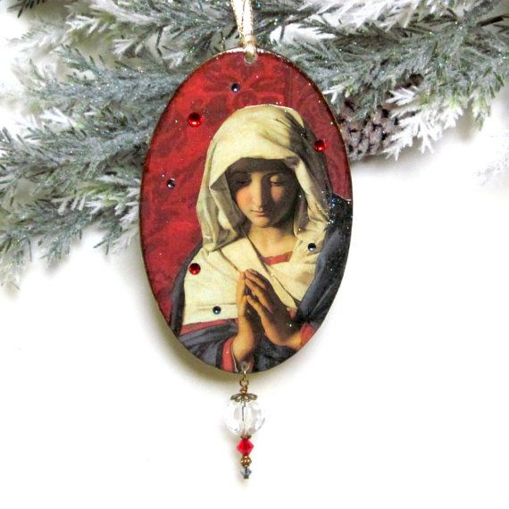 Religious Christmas Ornament: 147 Best Images About Religious Christmas On Pinterest