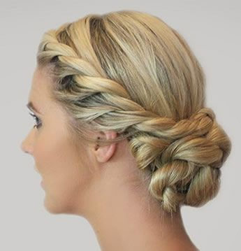 hair style plaits plaiting techniques fishtails and twists updos 7515