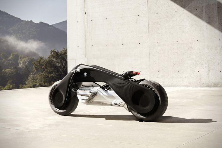BMW Motorrad Vision Next 100 Concept Motorcycle 4