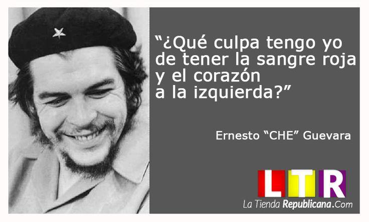 Ernesto CHE Guevara. www.latiendarepublicana.com