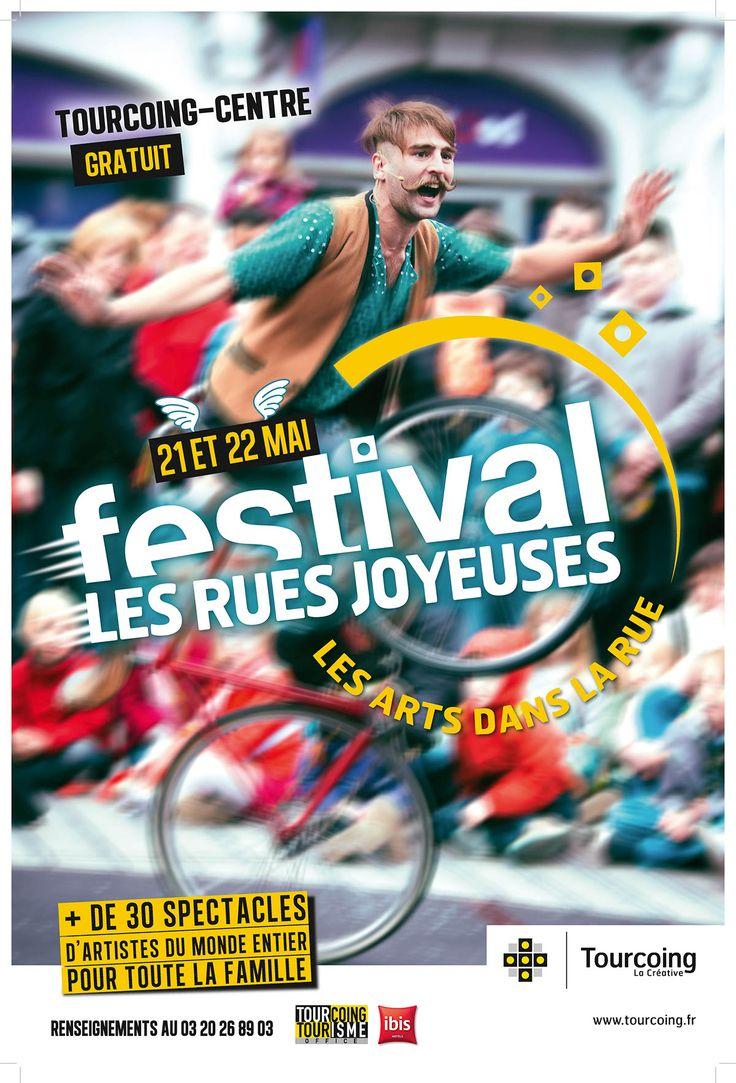 Travaux pour la mairie de Tourcoing on Behance