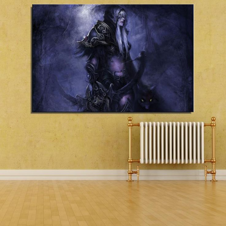 18 best World of Warcraft Decorations images on Pinterest | Oil on ...