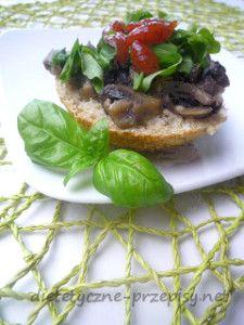 Dietetyczna zapiekanka kalorie 300 kcal | – Dietetyczne przepisy –