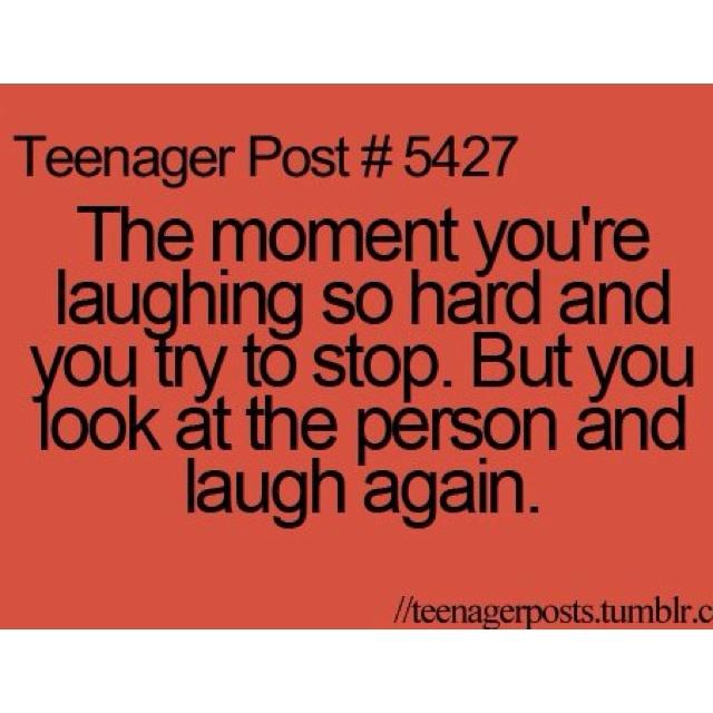 Teenager post lol