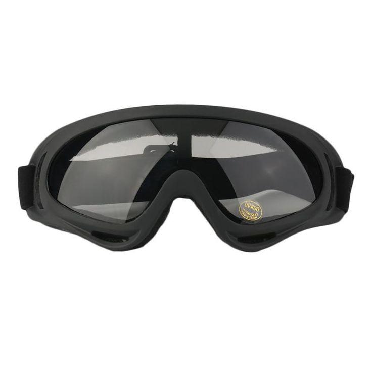 Bike Dustproof Sunglasses Ski Snowboard ATV Dirt Bike Off Road Adult Goggles Glasses Eyewear Clear Frame Eye Glasses Hot Sale