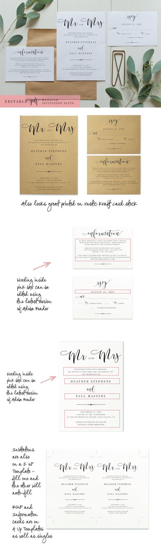 321 best invitation templates images on pinterest invitation