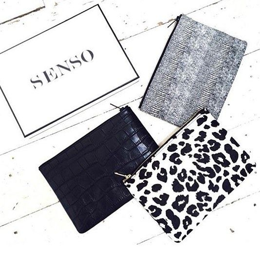 At $89 our #senso clutches make the perfect gifts  by senso