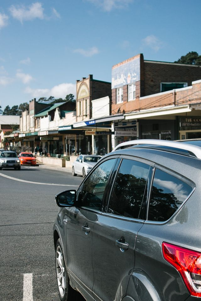 Check out historic Bundanoon in the NSW Southern Highlands with Eat Read Love blogger, Natalie Hayliar. #FordThinking #shareaustralia