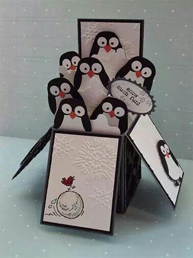 Penguin box.