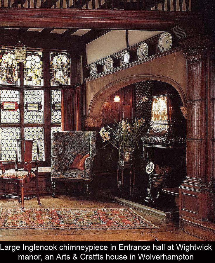 medieval inglenook fireplaces    Limestone Tudor Renaissance Inglenook Fireplace Mantel