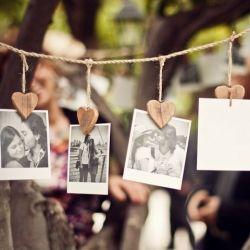 des photos souvenirs de bons moments de mes jeunes mariés