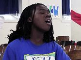 Incredible Child Singer Praises Jesus ... and It's At School!