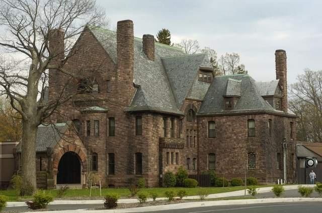 Belhurst Castle in Geneva NY