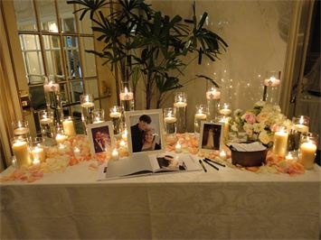 candles can do wonders to enhance your wedding reception one of my favorite things about our wedding reception luminous events of new orleans