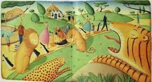 Welcome to the ZOO :: Anglické knížky pro děti