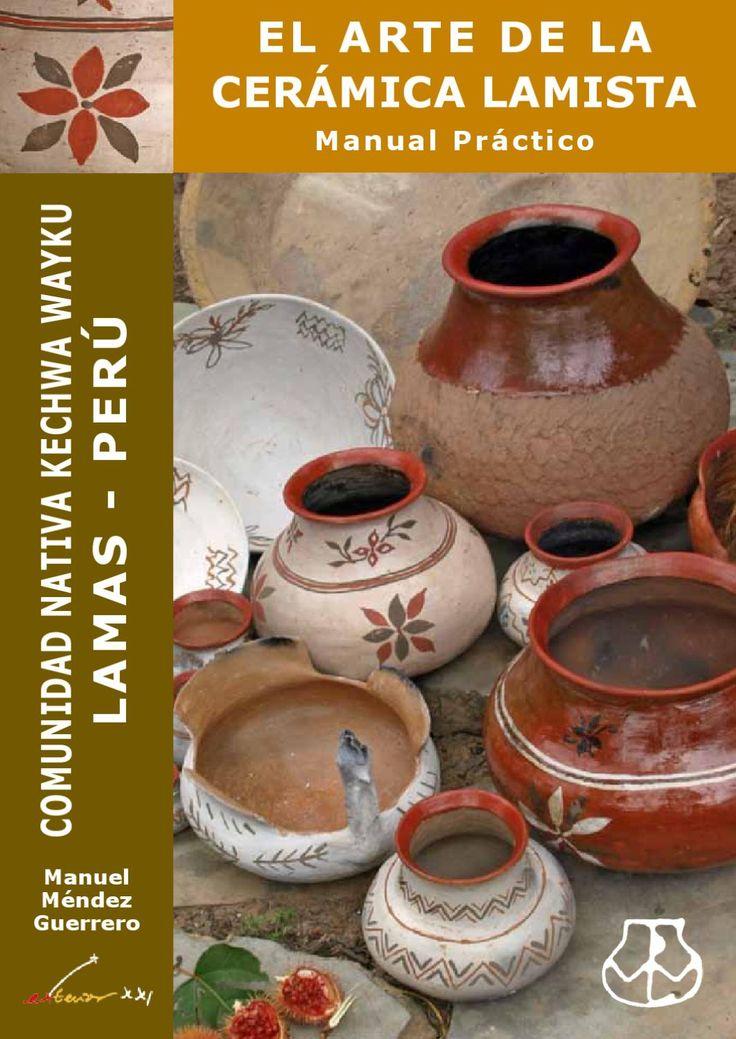 30 mejores im genes de libros ceramica en pinterest for Ceramica artesanal peru
