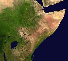 Horn of Africa - Wikipedia, the free encyclopedia