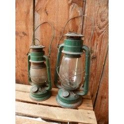 Lampy naftowe