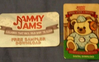 Jammy Jams Once Upon a Rhyme Digital Download Card