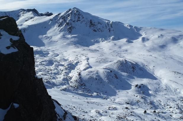 Vista desde el mirador de la Fontfrède