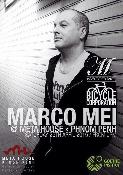Tonight catch me playing @ Meta House - Phnom Penh • CAMBODIA http://www.residentadvisor.net/event.aspx?688350