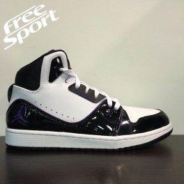 Nike Jordan 1 Flight 2 bianca Nera 555798-153